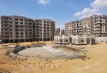 """صورة مسئولو جهاز """"6 أكتوبر"""" يتفقدون ٦٧٢٠ وحدة سكنية بمشروع """"جنة"""" وعدداً من المشروعات بالمدينة"""