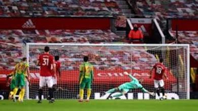صورة بث مباشر.. مباراة مانشستر يونايتد ووست بروميتش في الدوري الانجليزي