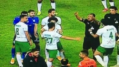صورة اتحاد الكرة يكافئ حكام المصرى وسموحة