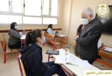 """صورة وزير التعليم:""""لن نسمح بضرر طالب واحد"""""""