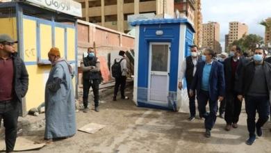صورة محافظ المنوفية يتابع ميدانيًا أعمال الرصف والتطوير بشبين الكوم
