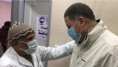 صورة الكشف على 500 مواطن فى قافلة طبية لمستقبل وطن بكفرالشيخ