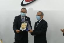 صورة بروتوكول تعاون بين بحوث البترول ووكالة الفضاء المصري