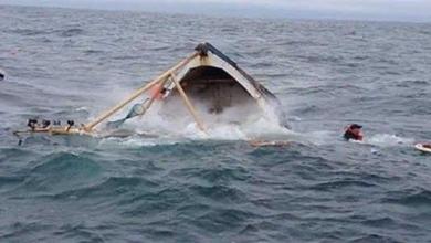 صورة بعد انتشال 5 جثث البحث مستمر عن باقي الضحايا في غرق مركب بملاحات الإسكندرية