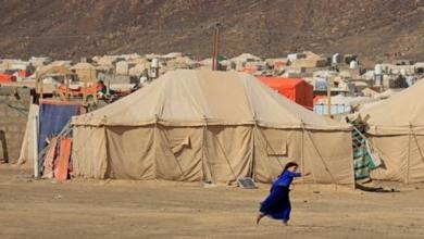 صورة مؤسسة ماعت تدين الاستهداف الحوثي لمخيمات النازحين في مأرب