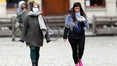 صورة عالم فيروسات بلجيكي يتوقع ظروفا أفضل خلال فصل الربيع  ولكن بشرط  تقليل الاتصال بالأخرين