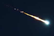 صورة فيديو انفجار الرياض .. شاهد لحظة اعتراض الدفاعات الجوية السعودية صاروخًا باليستيًا